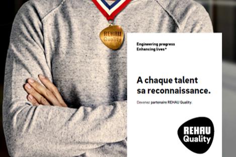 REHAU France lance avec Link to Business Bâtiment REHAU QUALITY