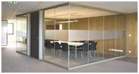 Connaitre les pratiques de prescription et la perception des systèmes et matériaux de cloisons associées aux projets d'implantation de bureaux